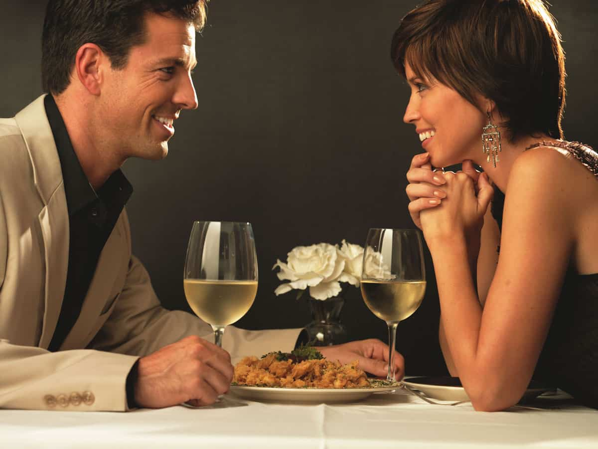 Romantic Diners