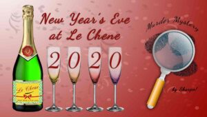 Le-Chene-New-Year's-Eve---2020-Murder-Mystery-Event-Image